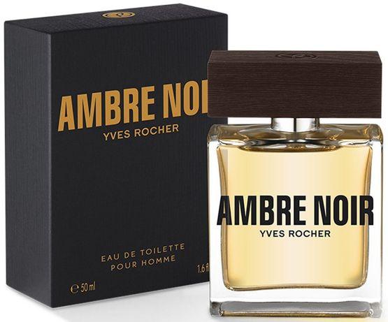 Ambre Noir 50ml мужская туалетная вода yves rocher ив роше
