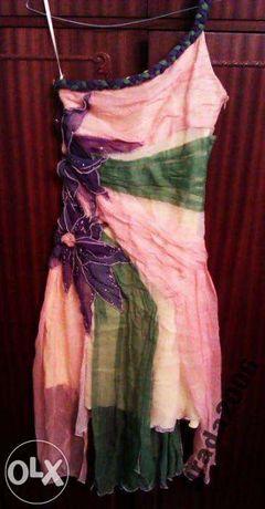 Платье эксклюзивное, ручной работы, дизайнер М. Козак!