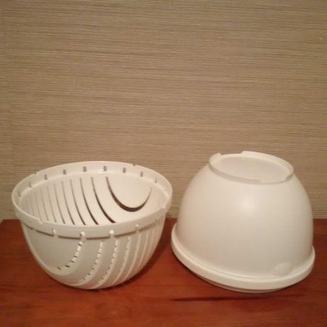 Мультифункціональна миска-сушка нова