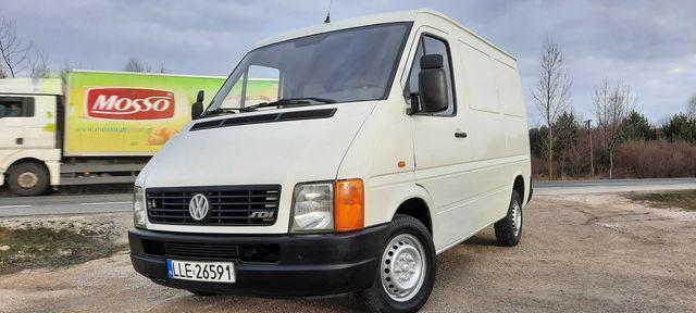 VW LT 1998 R 2.5 SDI Blaszak.Dobrze Utrzymany.Zamiana.Raty.