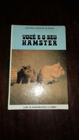 Livro como cuidar de um hamster