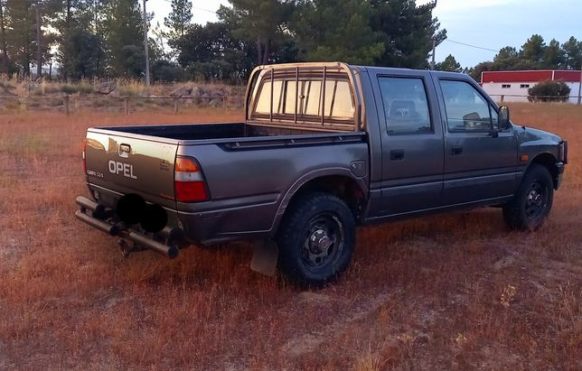 Pick up Opel campo 4x4 -Motor ISUZU