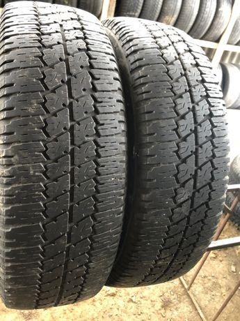 Шини Шины Резина літні летние 165 70 14 Bridgestone 2шт