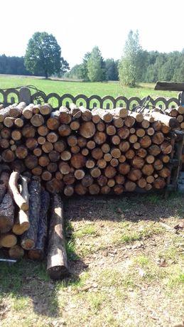 Drewno kominkowe oraz opałowe