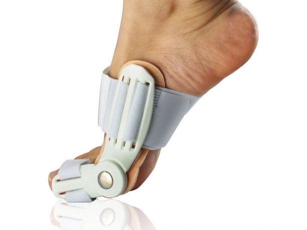 Фиксатор от косточки на ноге, бандаж, Вальгусная шина