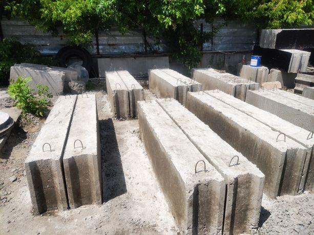 Фундаментные блоки от производителя (ФС, ФБС)