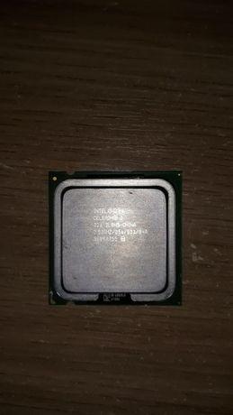 Продам процессор Intel celeron D