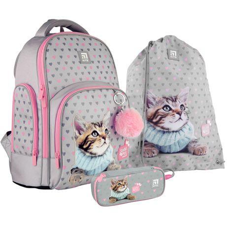 Набір set_sp21-706m рюкзак + пенал + сумка для взуття Kite 706M SP