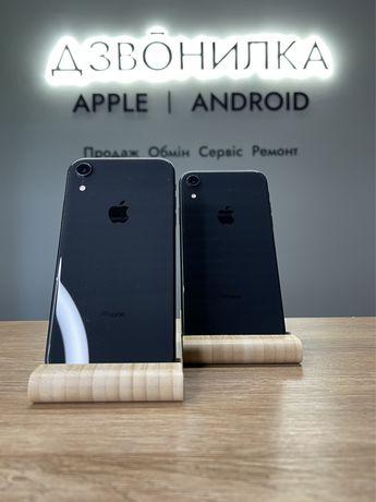 АКЦІЯ iPhone XR 128GB x2 Black, 10/10, 95% акб, магазин | гарантія