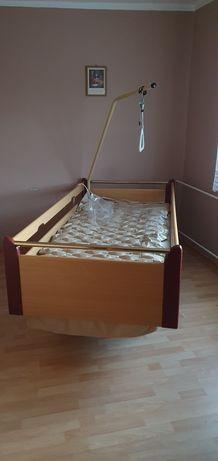 Łóżko rehabilitacyjne, materac