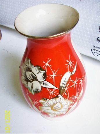 Duży stary wazon z Fabryki Porcelany w Chodzieży