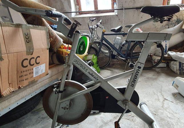 Hammer Flying Wheels
