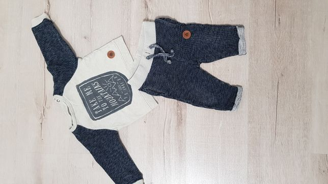 Костюм Mothercare комплект свитшот штаны hm zara next carters