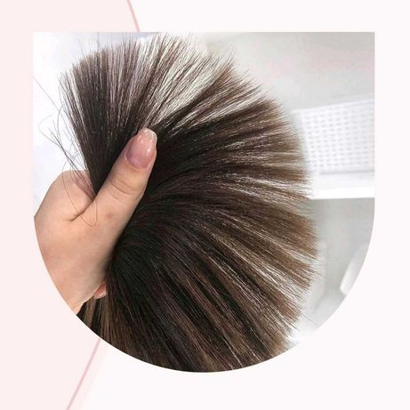200 грн. Полировка волос / Полірування волосся