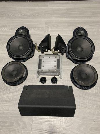 Комплект штатной акустики vw sound (не dynaudio) passat b6 b7 cc