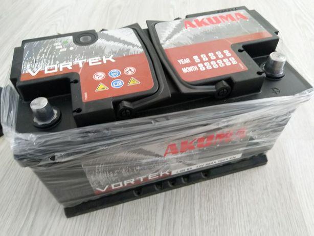 Bateria 12V 100AH 800A AKUMA 35.4X17.5X19.0