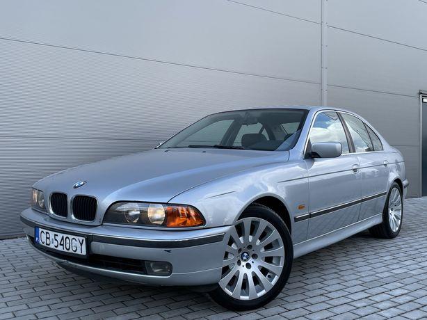 BMW 540i E39 / możliwa zamiana