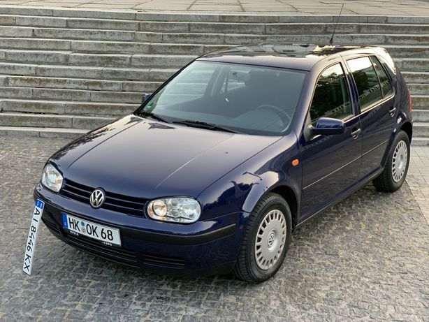 Volkswagen GOLF 1.4 свіжий з Німеччинни вже на Українському обліку