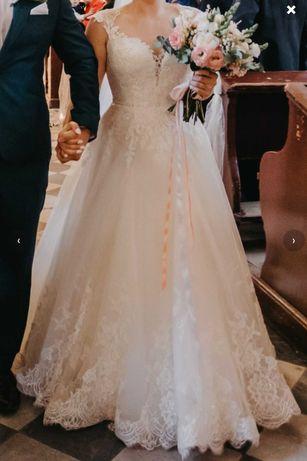 suknia ślubna Sposabella1805