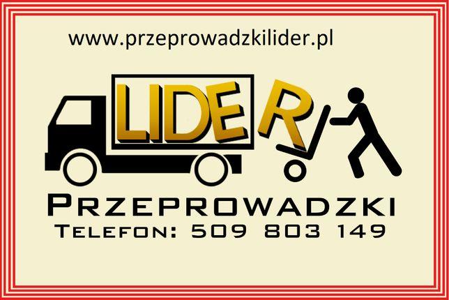 Lider Przeprowadzki Utylizacja Kraków