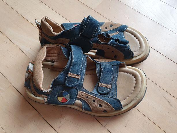 Sandały chłopięce 31 19.5 cm