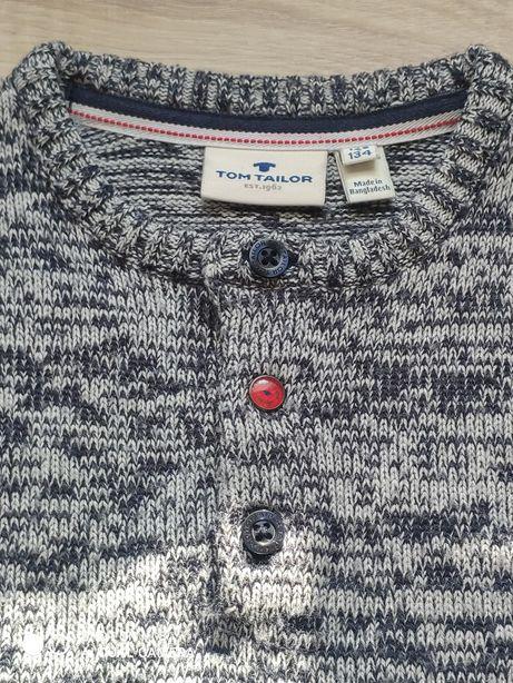 Sweter dla chłopca 128/134