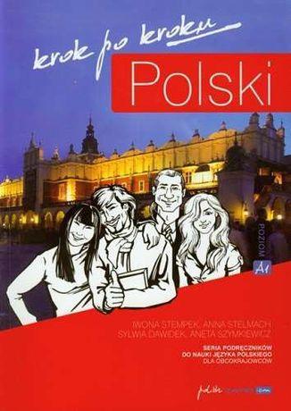 Крок по кроку Польський А1, Krok po kroku Polski A1
