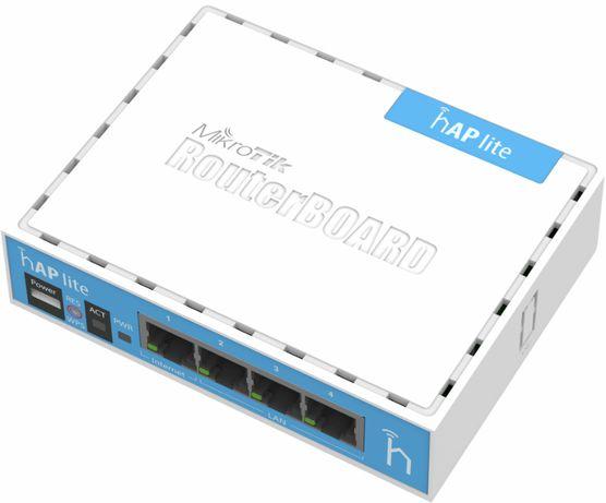 Новый роутер Mikrotik hap lite RB941-2nD