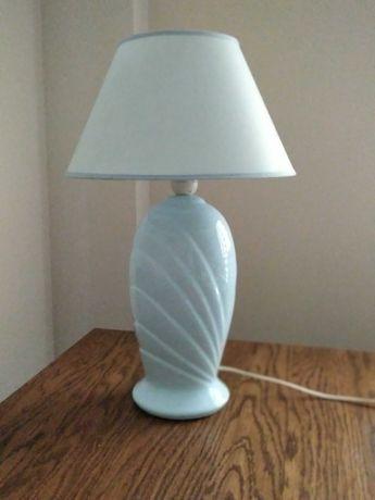 Sprzedam lampę z ceramiczną podstawą