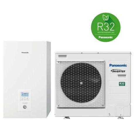 Pompa ciepła Panasonic HP9 J r32 z montażem 8% VAT Gwarancja F-Gaz
