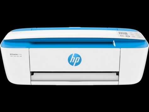 Impressora multifuncional HP Deskjet 3720 All-in-One WiFi