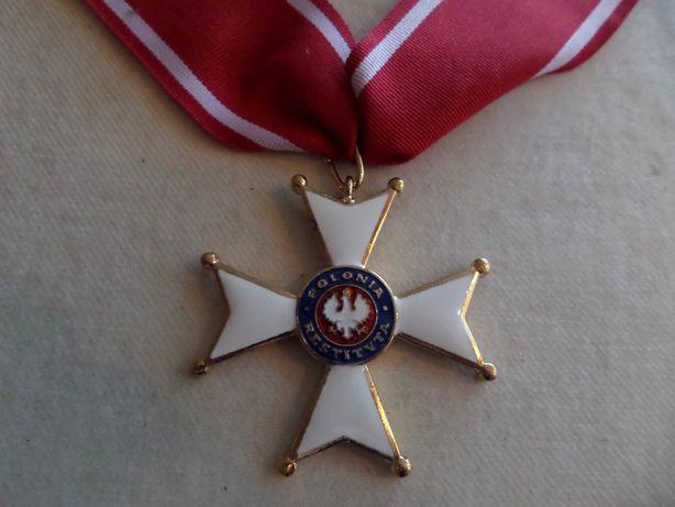 Order Odrodzenia Polski - Krzyż Komandorski
