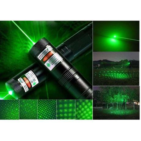 Мощная лазерная указка NBZ Laser 303