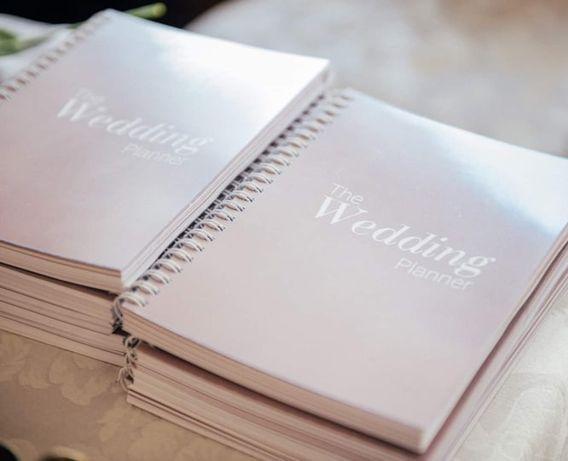 АкцияǃПодарок невесте Дневник невесты, Свадебный планер, блокнот