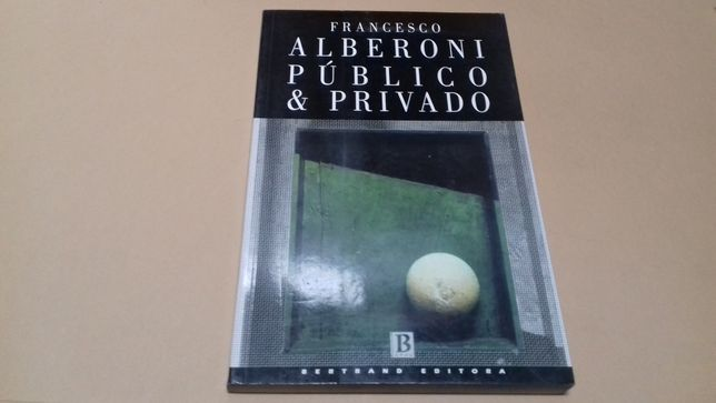 Público e Privado de Francesco Alberoni
