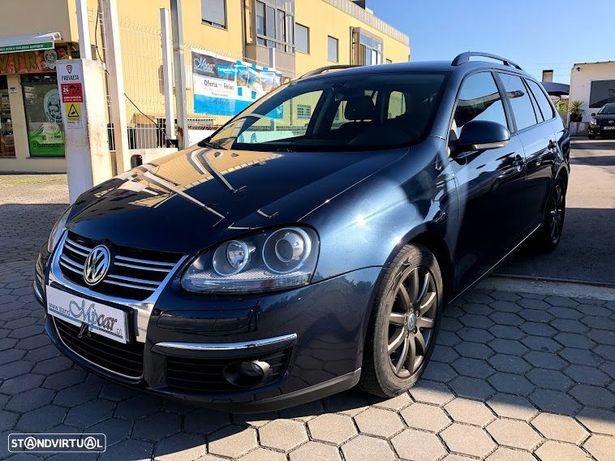 VW Golf Variant 2.0 TDi DPF Sportline DSG