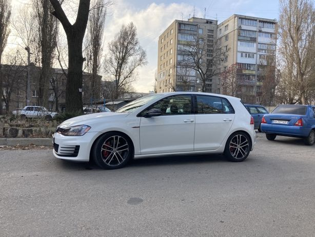 Пружины VW Racingline Golf gti 7
