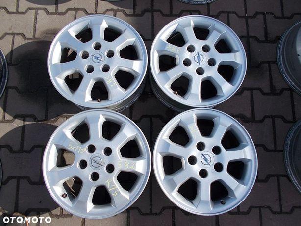 Felgi aluminiowe  OPEL  6Jx15  ET49  5x110  Nr.582