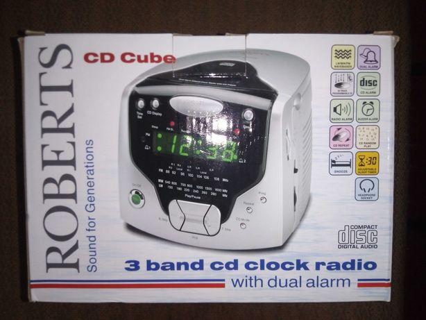 Radiobudzik Roberts CR 9986