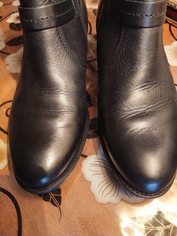 Фирменные немецкие ботинки