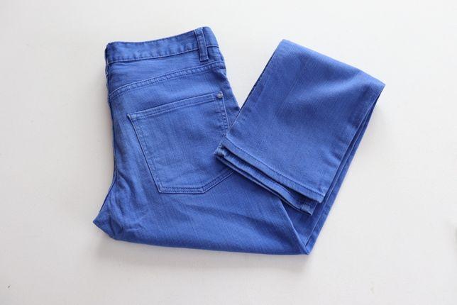 Męskie spodnie jeansowe HM W30 L30 170/72 chłopięce jeansy