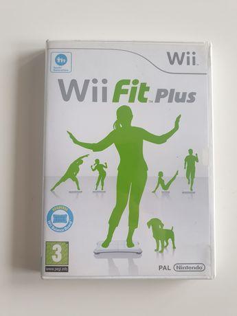 Gra Nintendo Wii Wii Fit Plus