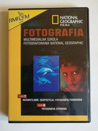 Szkoła fotografowania NG, cz. 7, 8