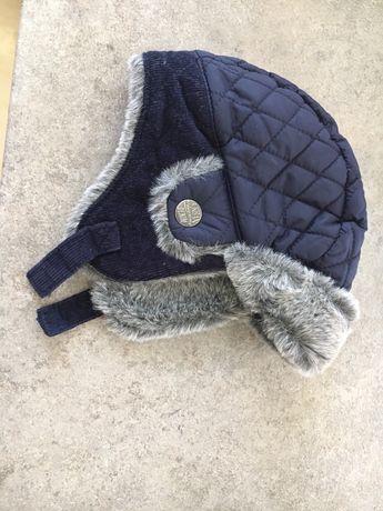 Новая шапочка шапка тёплая зимняя