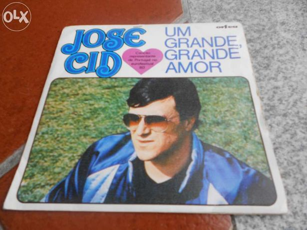 José Cid, Um grande grande amor