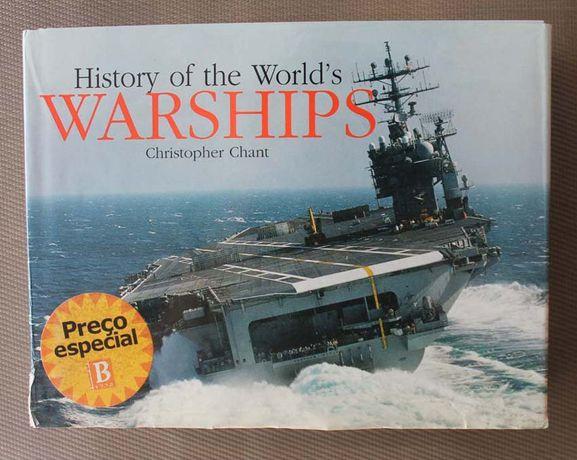 Livro History of the World's Warships