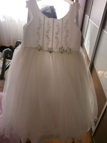 sukienka wójcik lady diamond 122 tiul komunia boże ciało