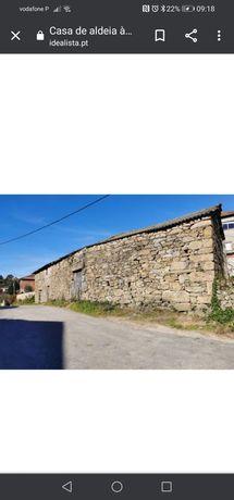 Casa rústica da aldeia
