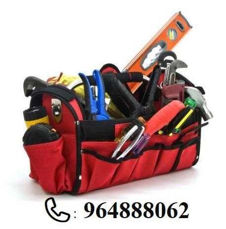 Montagem móveis, aparelhos ou qualquer equipamento!