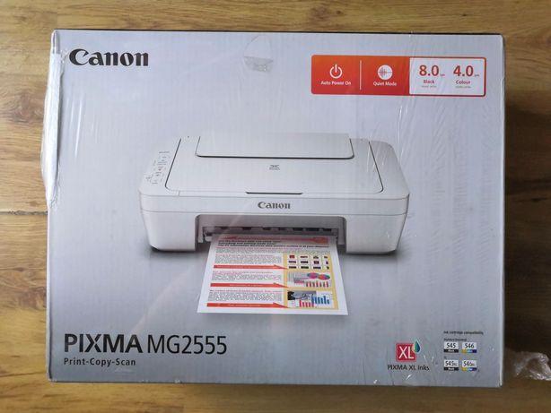 Sprzedam nieużywane urządzenie wielofunkcyjne Canon PIXMA MG2555